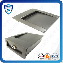 HF rfid portable long distance readerfor access control