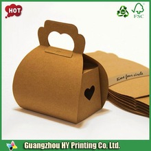 Eco-friendly material paper hot dog box