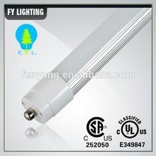 Long Lifespan Long Warranty 6FT 26W Led Tube Light Parts