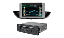In-dash Car stereo radio/dvd/gps/mp3/3g multimedia system for Peugeot 308