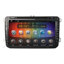 Multi media Touch screen Android car navigation system for VW Tiguan/ Polo