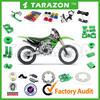 High Quality CNC Alloy Aluminum Dirt Bike Motorcycle Parts for KAWASAKI