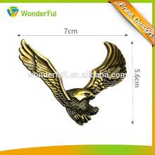 2014 wholesale custom eagle abs car emblem