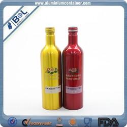 made new design aluminum hot sell aluminum drinking bottle