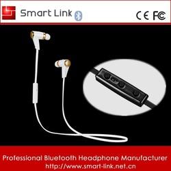 High bass headphones Mic high quality super bass headphone wireless communication earpiece