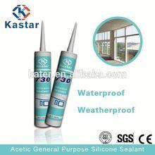 Kastar Professional aluminum wall curtain silicone sealant