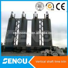 Energy-saving Lime Kiln Production Line air protection program