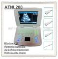 Notebook 3D Ultrasound Scanner & USG diagnostic machine & full-digital PC software
