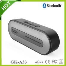 A33 China shenzhen bluetooth products loudspeaker box wireless speaker box