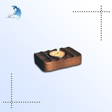 Factory produce Wood Candle Holder hot seller popular design wooden gift