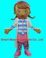 Fábrica de la venta directa de la fábrica de la venta directa adulto de la mascota del traje de la felpa adultos - doc . - mcstuffins - mascota de traje