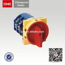 LW28GS Padlock Type Power Cut Off rotary switch 12 position