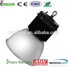 HLG Driver Outdoor e40 led high bay lamp /led high bay light 200w manufacturer
