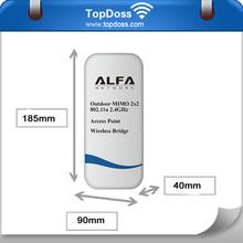 2.4ghz antenna wifi 2km nanobridge