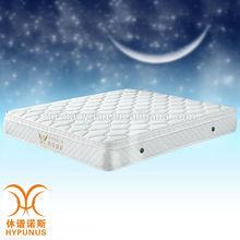 High quality star hotel 3D fiber cotton bed mattress