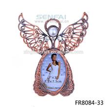 Angel Plastic/Zinc Alloy High Quality Homemade Photo Frames