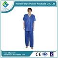 madein china de enfermagem uniforme médico esfrega roupa