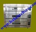 Controle Digital comercial 3 Decks padaria forno para cozer pão / equipamento para padaria / padaria atacado