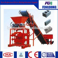 QTJ 4-35 Block Factory Machines,Block Factory Providers