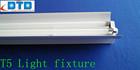 Fluorescent Light Fixture/Lighting bracket(double tube) with Iron Body