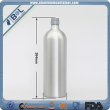 factory high quality beautiful 1.5l wine aluminum bottle