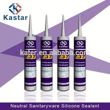 high quality bathroom neutral construction silicone sealant