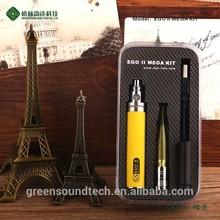 name brand e-cigarette vaporizer brands e cigarette purple colored e-cigarette GS ego II mega kit