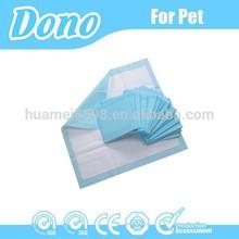 Super absorbent waterproof nonwoven puppy pee pads