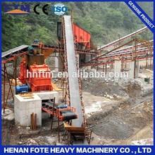 Henan FTM brand impact crusher CE Certified PF Series Stone Impact Crusher