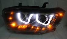 TOYOTA Automobile Lamp/ Auto Parts / Head Lamp for Highlander