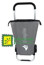 shopping cart, shopping trolley, shopping bag trolley