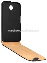 Alibaba High Quality Slim Leather Protective Phone Case for Motorola Nexus 6