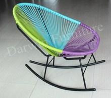 retro metal patio chair DW-CH285