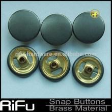 Factory wholesale metal snap button for garment