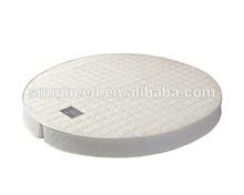high quality bed spring mattress, round bed mattress, hard bed mattress