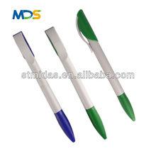 Top promotion ball pen plastic making logo pen ballpoint pen