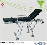 Ferno 5126EL Automatic Loading Stretchers, patient transport stretcher