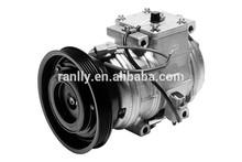 portable air conditioner compressor for cars 10PA15C for Toyota Corolla 92 -97