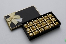 high grade gift chocolate box wholesale in china