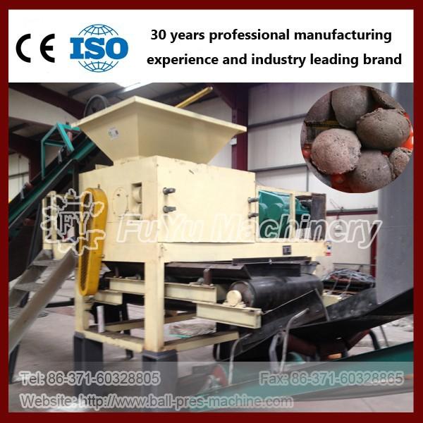 Widely Used in Metallurgy Industry Scrap Metal Powder Ball Press Machine