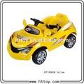 أحدث شعبية ht-99836 طفل على ركوب سيارة كهربائية التحكم عن بعد مختلفة الألوان مزيج التعبئة