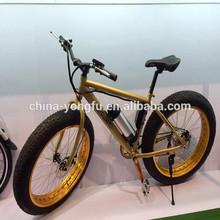26 inch fat electric bike wholesale