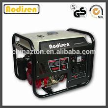 Aodisen ZT2500E 2.0kW-7.0kW dc generator low rpm CE, portable, hot sale, gasoline generators prices