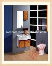 Hot wholesale pvc bathroom set 9116