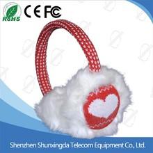 SXD Winter Warm Earmuff Headphone In Good Price Product on Alibaba
