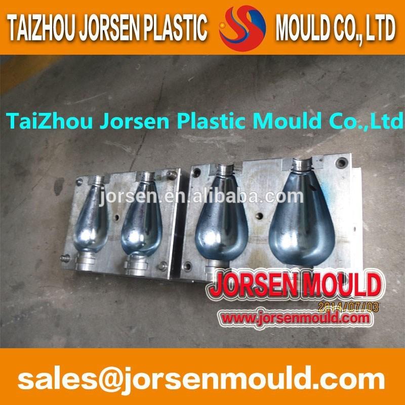 Pénis de glace moule/câble cravate moule/préforme pet moule de bouteille