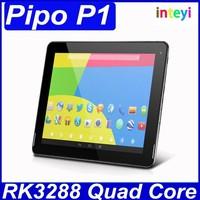 9.7 inch Pipo P1 Tablets IPS Retina 2048*1536 RK3288 2GB RAM 32GB ROM GPS Wifi Bluetooth Multi Language Tablet PC
