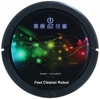 2015 Newest Arrvial Creative Cover robot vacuum and mop /uv light sterilization cleaner