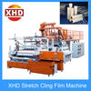 Most professional plastic wrapping film machine XHD 65/90/65*1850