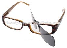 reader + sunglasses frame.